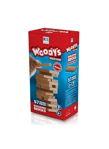 KS Puzzle Kutu Oyunları Renkli